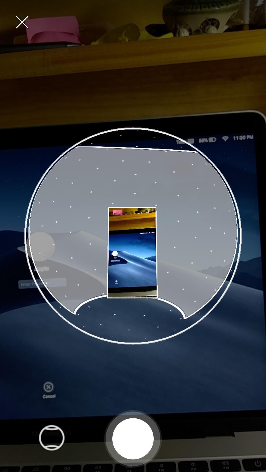 Hướng dẫn cách tạo và đăng ảnh 3D 360 độ lên Facebook 18