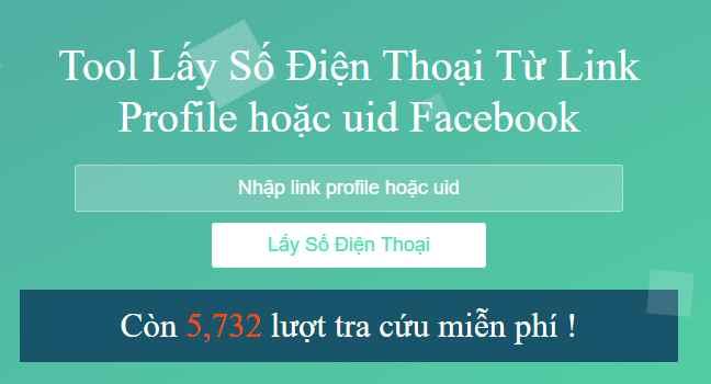 Hướng dẫn tìm số điện thoại của một tài khoản Facebook bất kỳ 32