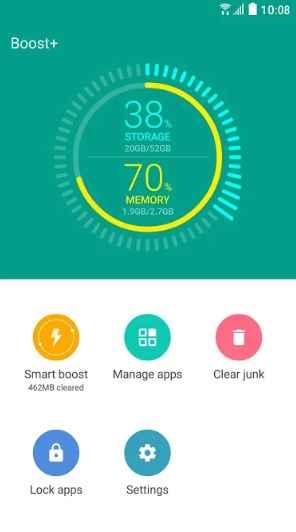 Boost+ Phần mềm dọn rác và tăng tốc hiệu năng cho Android 23