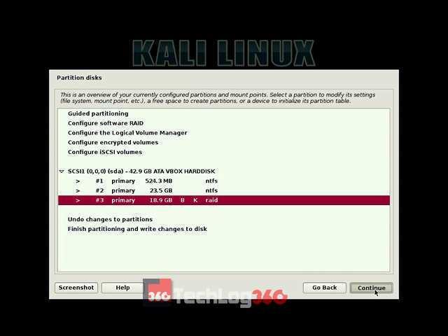 Cách cài song song Kali Linux với windows 10 mới nhất 36