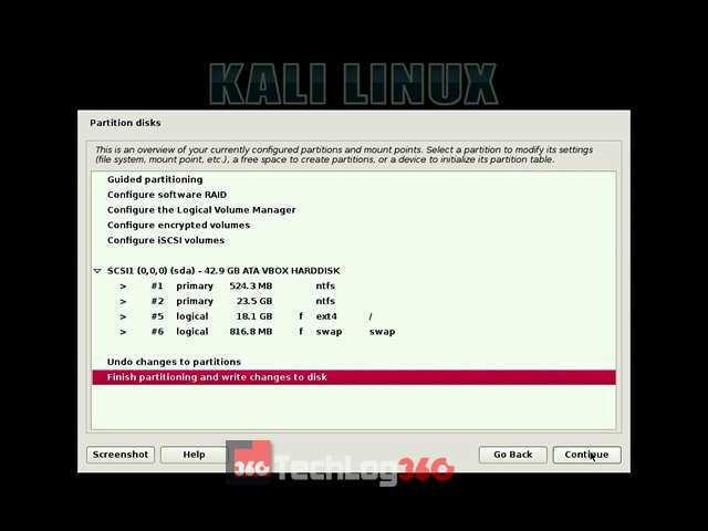 Cách cài song song Kali Linux với windows 10 mới nhất 41