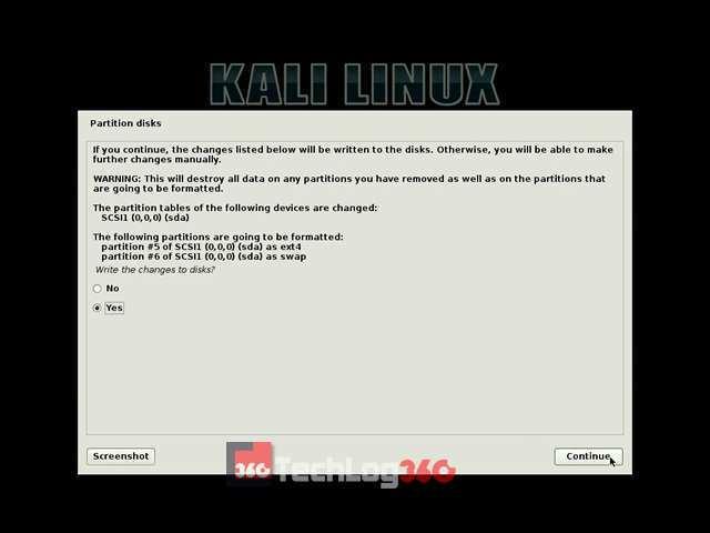 Cách cài song song Kali Linux với windows 10 mới nhất 39