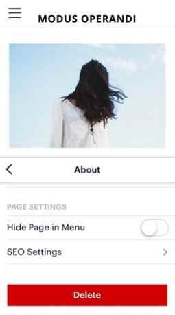 Tạo website miễn phí bằng Smartphone với Weebly 16