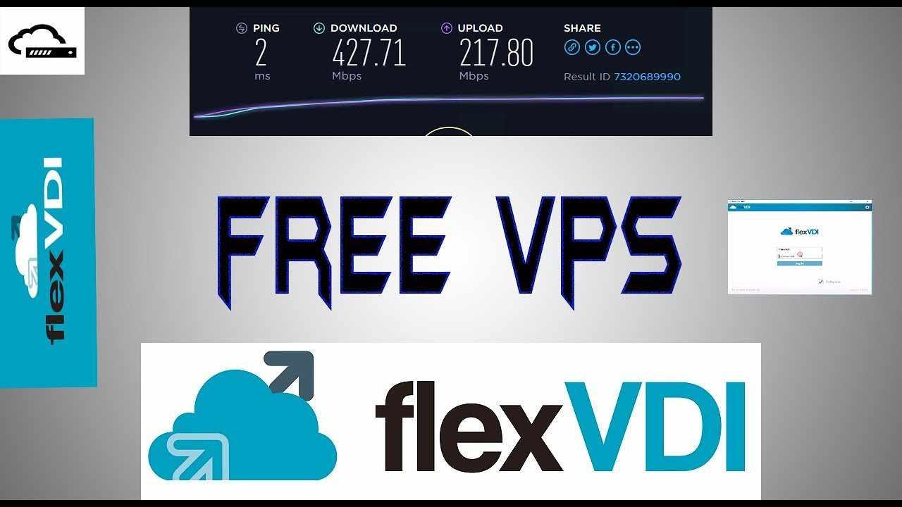 Hướng dẫn nhận vps miễn phí từ flexvdicom