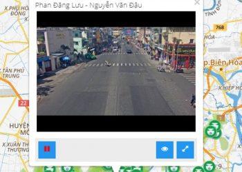 Cách xem Camera giao thông trực tiếp ở TP Hồ Chí Minh 5