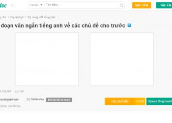 Cách Download tài liệu miễn phí từ 123doc.org, tailieu.vn, luanvan.net.vn 1