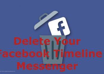 delete all status facebook