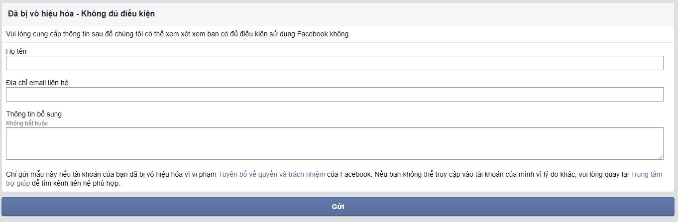 Tut Facebook Unlock tài khoản bị khóa 030 cực chất lượng 4