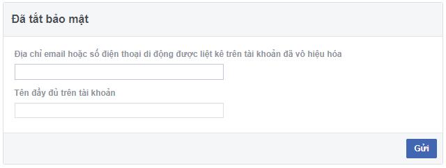 Tut Facebook Unlock tài khoản bị khóa 030 cực chất lượng 5