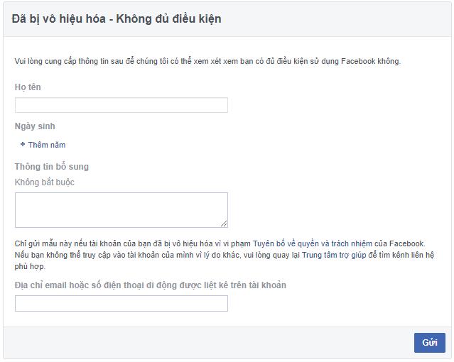 Tut Facebook Unlock tài khoản bị khóa 030 cực chất lượng 6