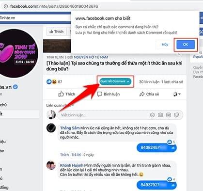 Hướng dẫn tìm số điện thoại của một tài khoản Facebook bất kỳ 26