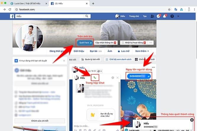 Hướng dẫn tìm số điện thoại của một tài khoản Facebook bất kỳ 25
