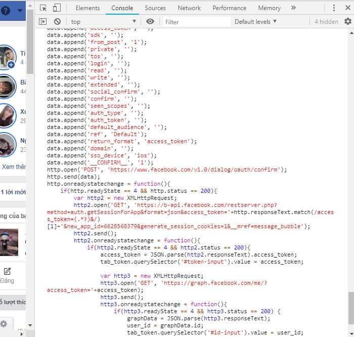 Monokai Toolkit - Bộ công cụ cho Facebook đa chức năng mới nhất 5