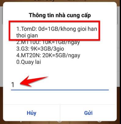 TomD: 0d=1Gb/khong gioi han thoi gian