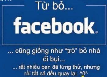 Cách hạn chế dùng Facebook để tiết kiệm thời gian cho bản thân 2