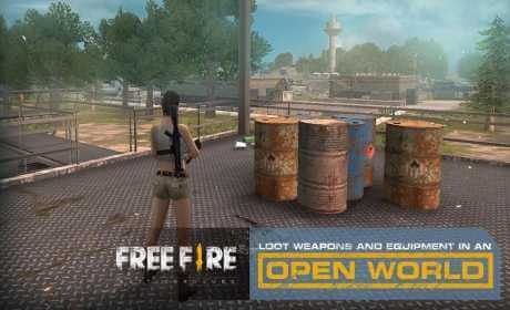 Free Fire v1.30 Hack Mod, Aimbot, Headshot,Full Skin, Anti ban