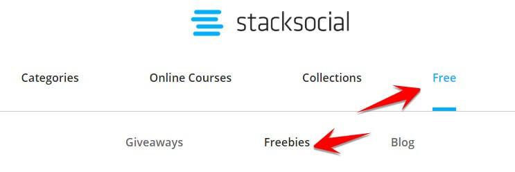 Cách săn GIVEAWAY khóa học, phần mềm từ Stacksocial