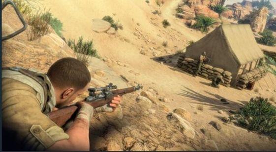 cách chơi Sniper Elite 3 Game bắn tỉa