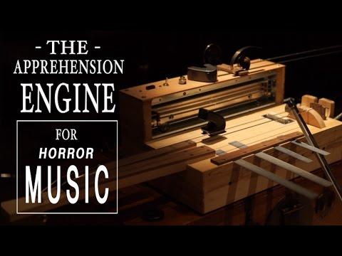Máy Apprehension Engine tạo ra âm thanh kinh dị