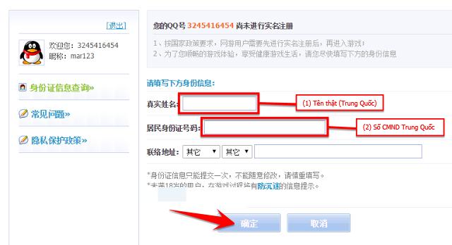 Cách Download, cài đặt và đăng ký tài khoản game QQSpeed 25