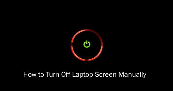 Dùng screenoff để tắt màn hình laptop nhanh