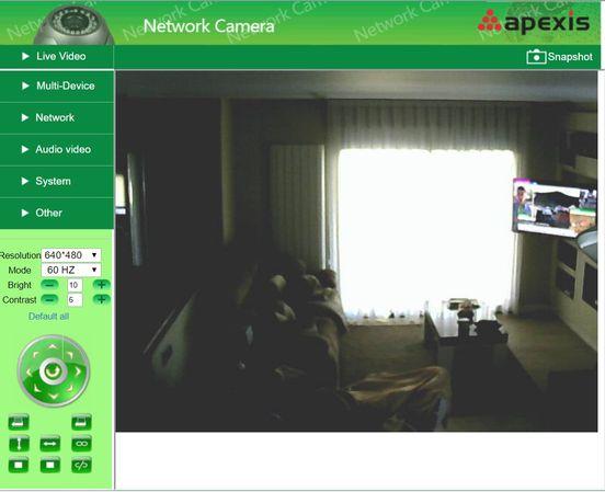 hack camera gia đình