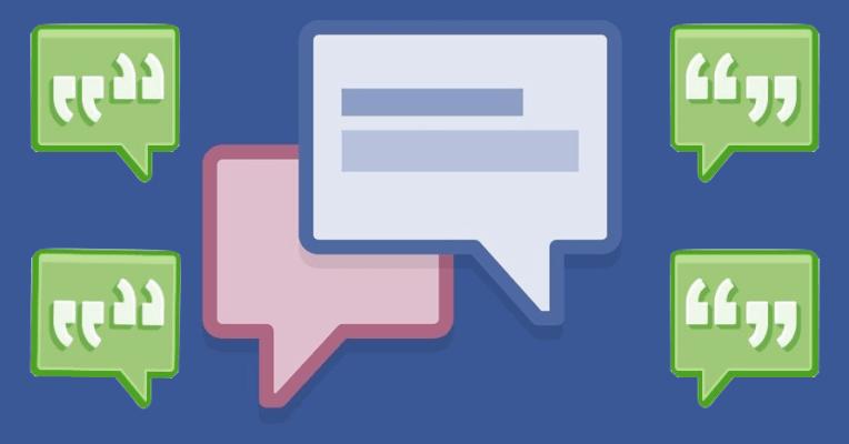 Bật tính năng chặn các bình luận xúc phạm trên Facebook
