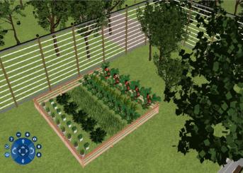 Thiết kế cảnh quan & sân vườn