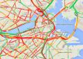 Cách tránh kẹt xe trên đường giao thông bằng Google Maps 6