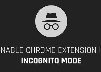 Hướng dẫn vô hiệu hóa chế độ ẩn danh của Google Chrome 2