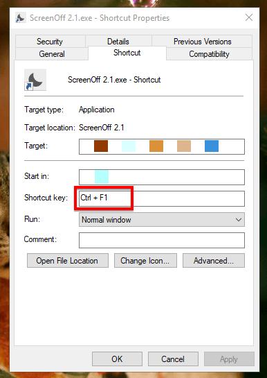 Cách tắt màn hình Laptop mà chương trình vẫn chạy 8
