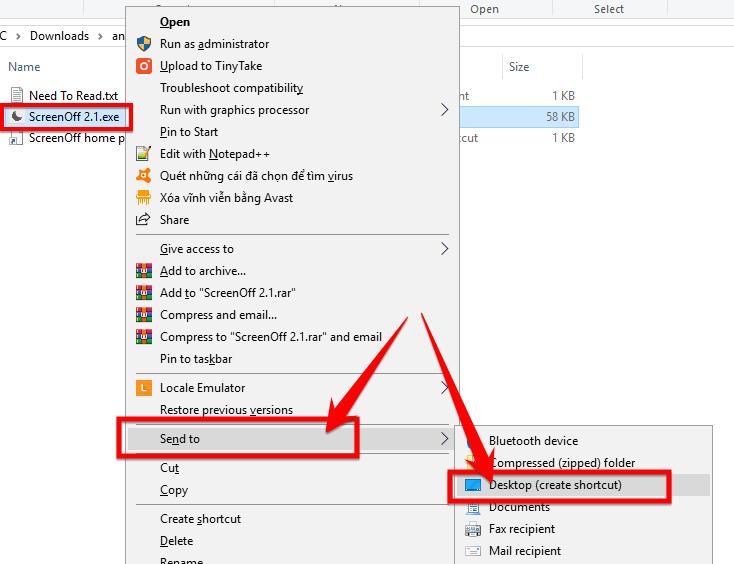 Cách tắt màn hình Laptop mà chương trình vẫn chạy 6