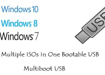 windows multiple boot iso