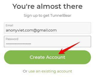 TunnelBear VPN đang miễn phí nhận 5GB/tháng Data 4