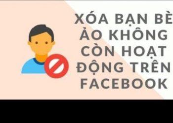 Cách Xóa bạn bè không còn hoạt động trên Facebook theo năm cụ thể