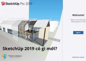 Key SketchUp Pro 2019