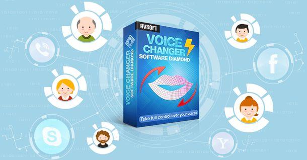 Phần mềm thay đổi giọng nói khi Live Stream
