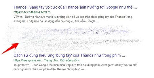 hack Google với Thanos