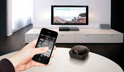 Dùng Zaza Remote để điều khiển thiết bị hồng ngoại bằng điện thoại 2