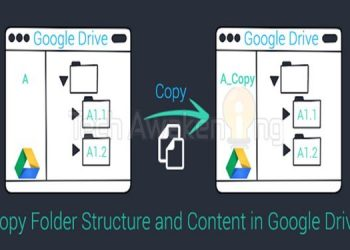 copy google drive