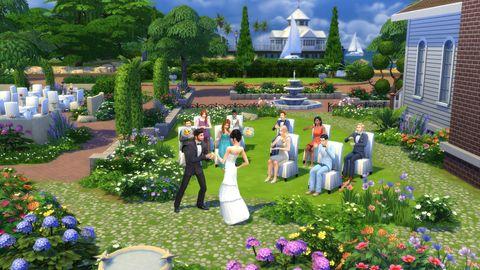 Download game mô phỏng gia đình the sim 4 miễn phí