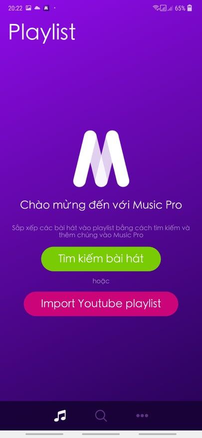 Tìm kiếm bài hát