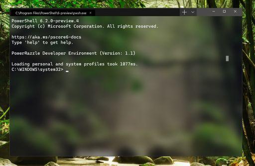 Microsoft ra mắt ứng dụng dòng lệnh Windows Terminal mới