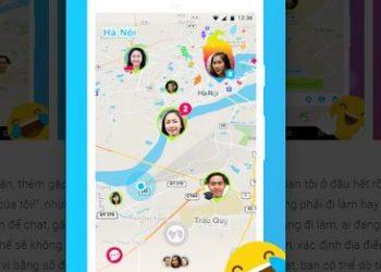 Zenly - Ứng dụng theo dõi người yêu bằng định vị GPS 2