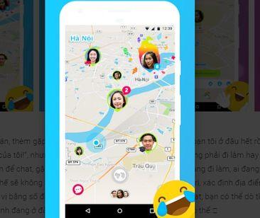 Zenly - Ứng dụng theo dõi người yêu bằng định vị GPS