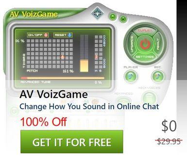 Download AV VoizGame v6 Full Key