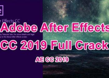 Download Adobe After Effects 2019 v16.1.2.55 Full Key Cr@ck 1