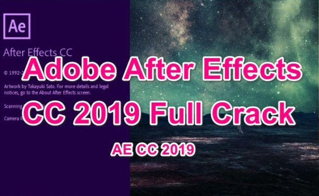 Download Adobe After Effects 2019 Full Key Cr@ck