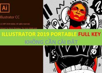 Download Illustrator 2019 Portable Full Key không cần cài đặt 1