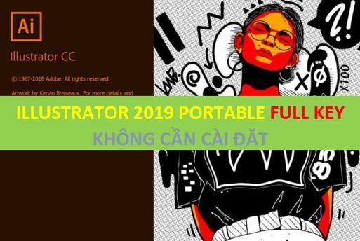 Download Illustrator 2019 Portable Full Key không cần cài đặt 2